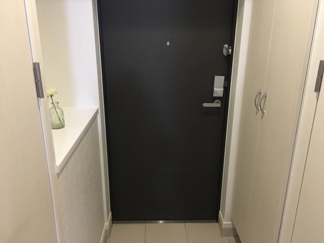 一人暮らし部屋の収納術_下駄箱